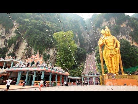 Explore the Batu Caves in Kuala Lumpur, Malaysia