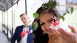 Свадебный фильм Вадима и Кристины в Гродно. Видеосъёмка в Гродно.