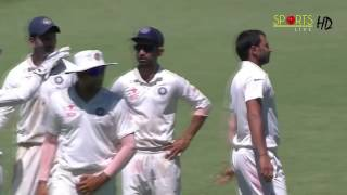 Outstanding Bowling By Mohammad Shami 5 wickets against Australia 2015