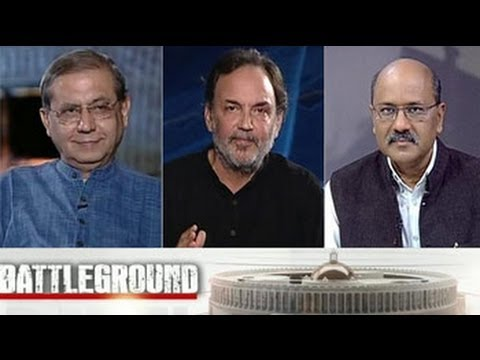 Battleground 2014: analysis with Prannoy Roy