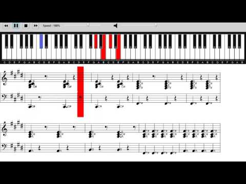 Piano : piano chords lay me down Piano Chords Lay Me as well as ...