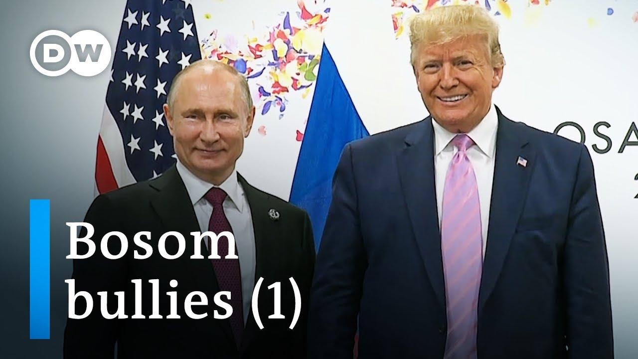 Trump and Putin (1/2) | DW Documentary