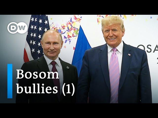 Trump and Putin (1/2)   DW Documentary