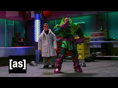 DC Comics Special on Blu-ray & DVD July 9th | Robot Chicken | Adult Swim