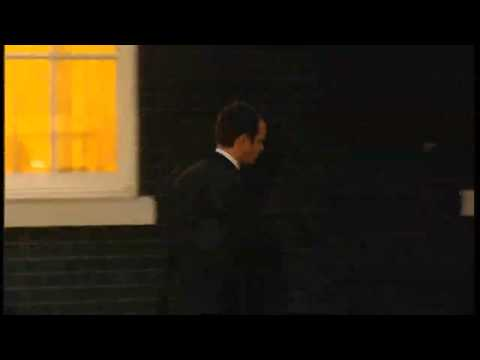Andy Coulson leaves Downing St