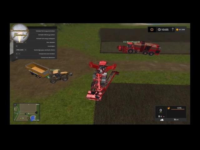 Let's Play Landwirtschafts Simulator 2017   Die Lade-Maus   Folge #003