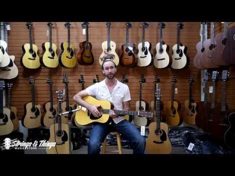 Strings & Things Music - Brad Myrick presents Martin Dreadnoughts