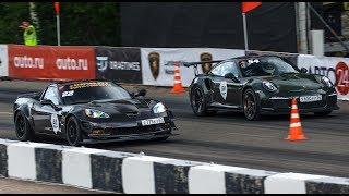 Porsche Gt3 Rs Vs Corvette Z06 Vs Sls Amg