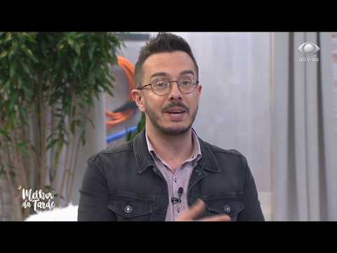 André Mantovanni mostra a previsão dos signos para a semana