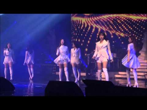 【HD繁體中字】 A Pink -  Good Morning Baby @ Pink Paradise 1st Concert Live 02