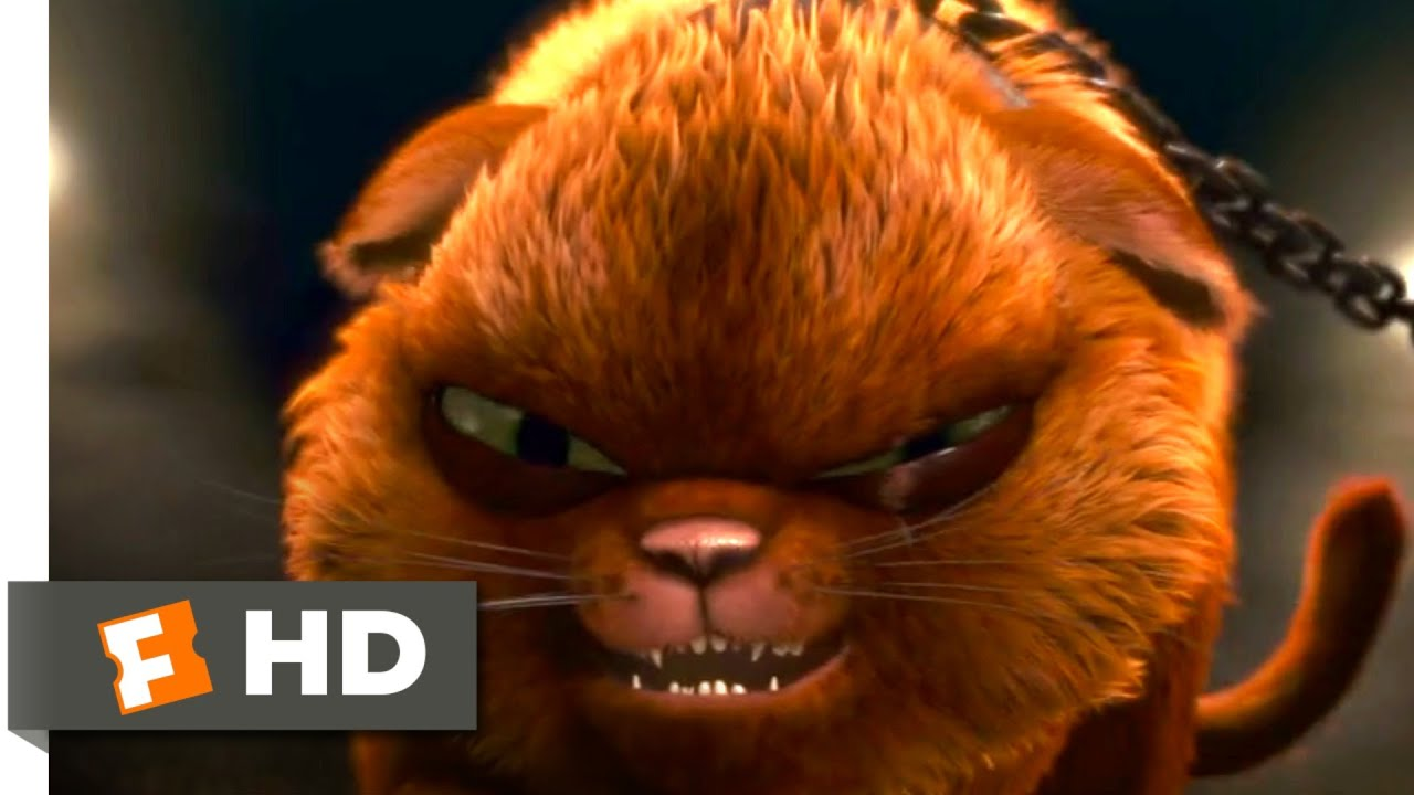 Download The Tale of Despereaux (2008) - Fighting the Cat Scene (4/10) | Movieclips