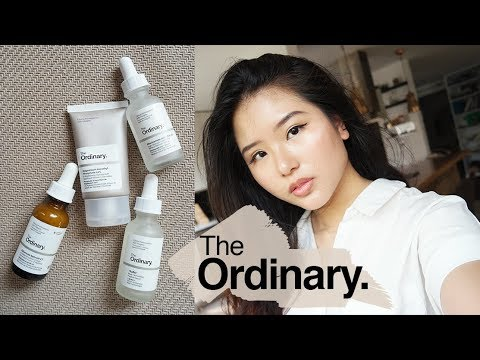 In-Depth The Ordinary Review | Buffet, Niacinamide, Retinoids & Vitamin C