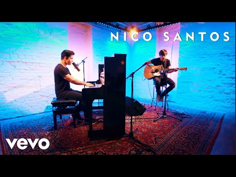 Nico Santos - Rooftop (Acoustic / Digster Pop x Vevo Session)