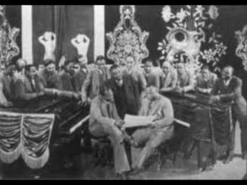 Bennie Moten's Kansas City Orchestra - Kater Street Rag