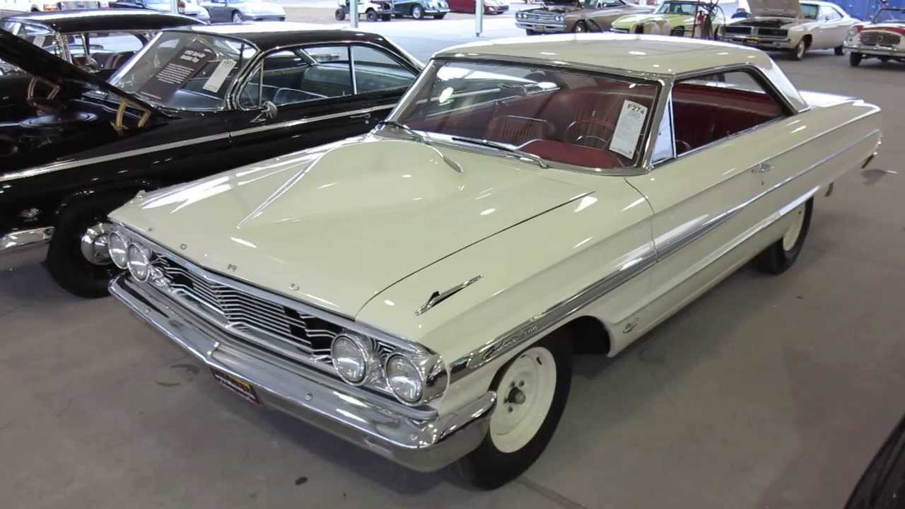 1964 Ford Galaxie 500 Lightweight Youtube Rear End Codes