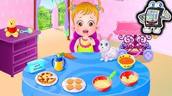 BABY HAZEL KITCHEN TIME Deutsch - App für Kinder - BABY KOCHT?! Spiel mit mir Apps und Games