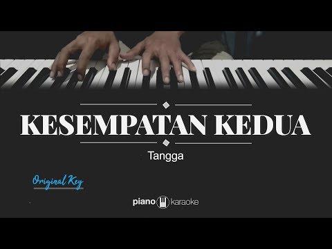 Kesempatan Kedua (Original Key) Tangga (Karaoke Piano Cover)