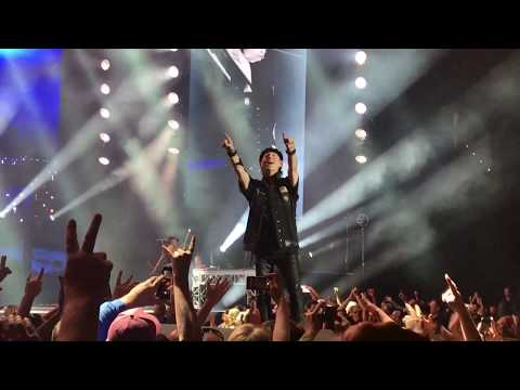 "The Scorpions ""Big City Nights"" @ Oracle Arena - Oakland, CA 10/4/2017"