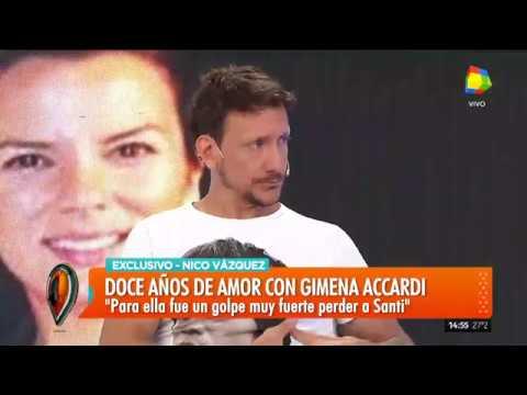 Nico Vázquez volvió al teatro y recordó a su hermano: 'Fue muy difícil'
