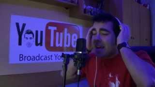 Son Sueños - El Canto Del Loco (Cover by DAVID VARAS)