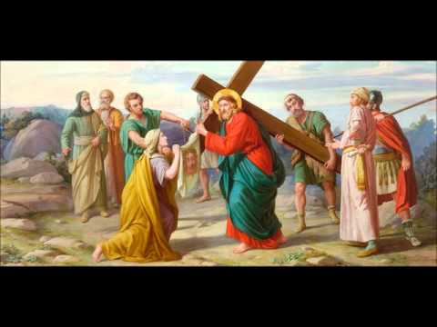 Stations of the Cross by St. Alphonsus Liguori - Sacred Art Series
