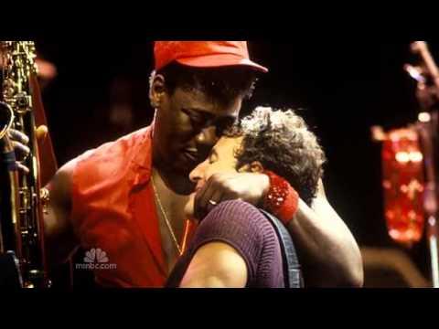 "Saying Goodbye to Clarence Clemons ""The Big Man"" - NBC Nightly News (June 20, 2011)"