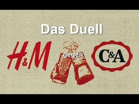 Das Duell: H&M gegen C&A
