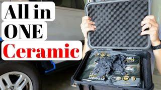 Black Trim Ceramic Coating & Restoration | I AM BLOWN AWAY at this product!!!