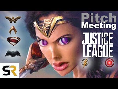 Download Youtube: What Went Wrong At The Justice League Pitch Meeting