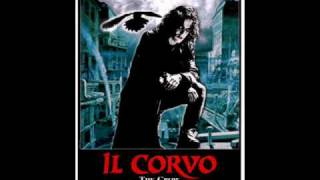 "Il Corvo Colonna Sonora The Cure ""Burn"""