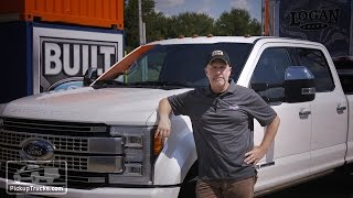 2017 Ford Super Duty Towing Technology