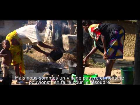 Un puits en Sierra Leone : « Un miracle s'est produit, nous avons un puits ! »