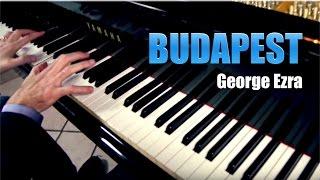 Fabrizio Spaggiari: George Ezra - Budapest - Piano Cover - Milan - Magnifico Room