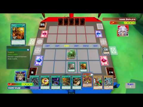 Yu-Gi-Oh ((Exodia Deck Magic)) 1 Turn Win