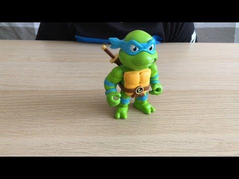 НОВЫЕ ЧЕРЕПАШКИ-НИНДЗЯ   Черепашки ниндзя игрушки   TMNT   Леонардо