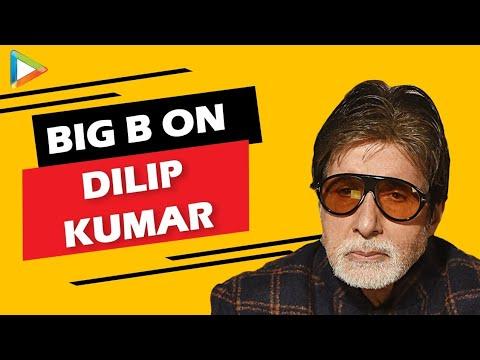 Big B On Dilip Kumar And Remembering 'Shakti'