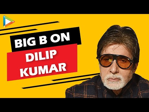 Big B On Dilip Kumar And Remembering 'Shakti': In the fourth part of his Bollywood Hungama exclusive interview with Content Head Broadband Faridoon Shahryar, superstar Amitabh Bachchan says he's humbled that many feel that he's the greatest superstar of Indian Cinema. However, Big B says that Dilip Kumar is his best actor and fondly remembers the time he spent with him on the sets of the film 'Shakti'. A must watch for all Big B and Dilipsaab fans!