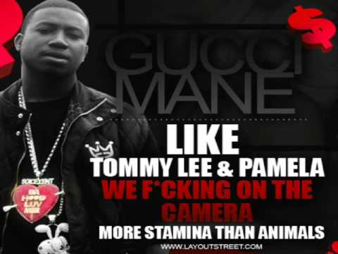 Gucci Mane - Swing My Door[2008,HQ] With Lyrics] Hott