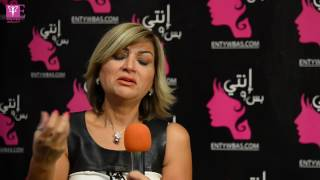 خاص بالفيديو.. هويدا البريدي: نيللي كريم أحلى من أي عارضة أزياء