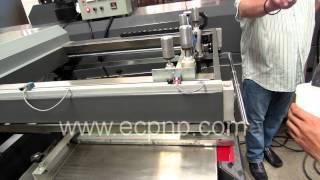 Vacuum Screen Printing Film Screen Printer Plane Screen Print