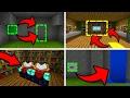 Best Hidden Base Entrances in Minecraft Pocket Edition