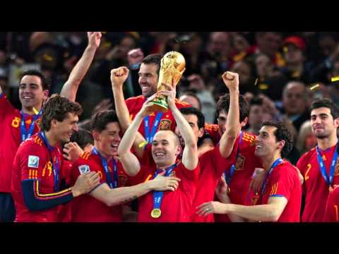 FIFA World Cup 2014 - Spain National Football Team - Group B