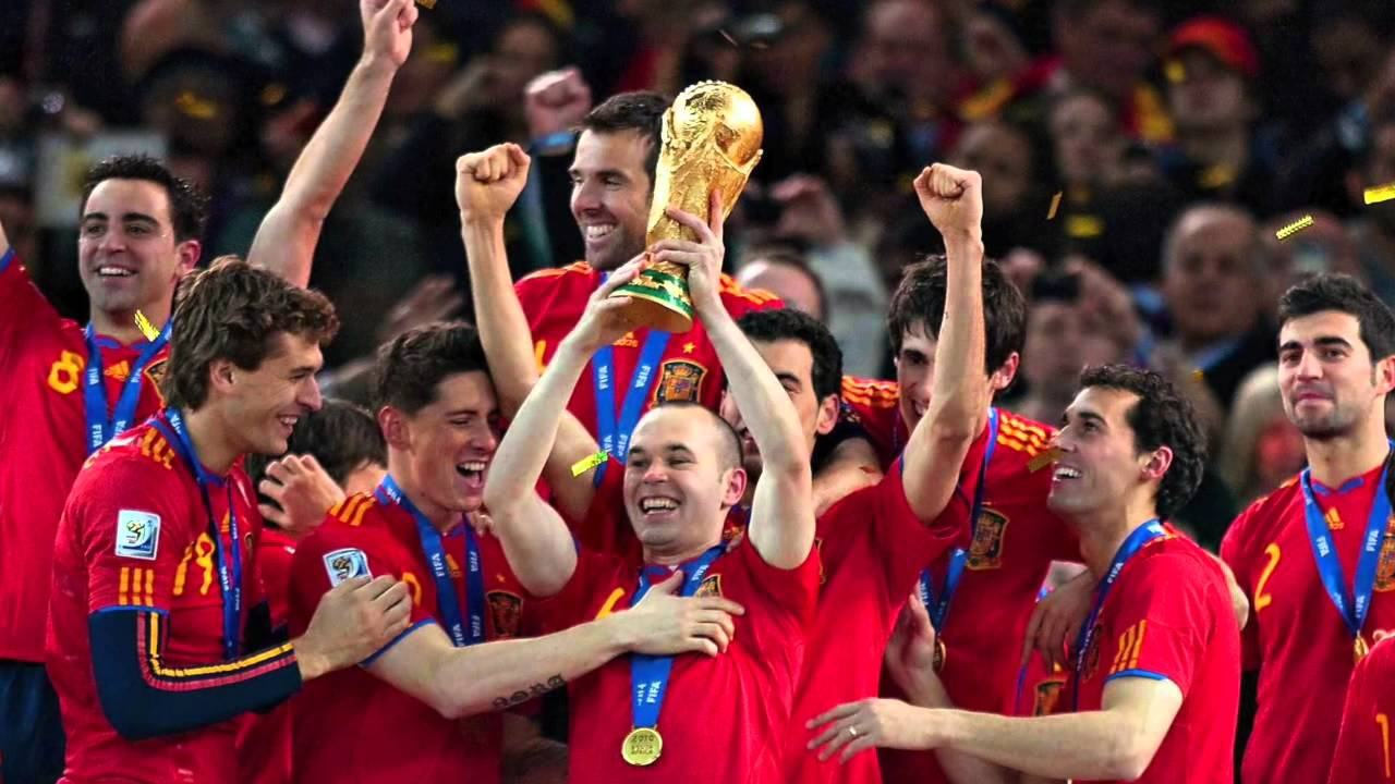 Spain Football Squad World Cup 2018