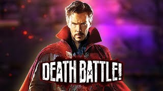 Doctor Strange Levitates into DEATH BATTLE