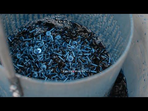 Smallestparts Electropolished or Anodised in Barrel – smallestparts.com