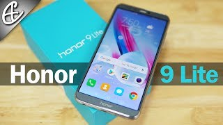 Honor 9 Lite (4 Cameras | 18:9 FullView | Kirin 659) - Unboxing & Benchmarks!