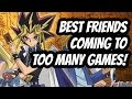 Best Friends Zaibatsu Coming to TOO MANY GAMES!