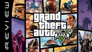 Grand Theft Auto V Review (PlayStation 3)