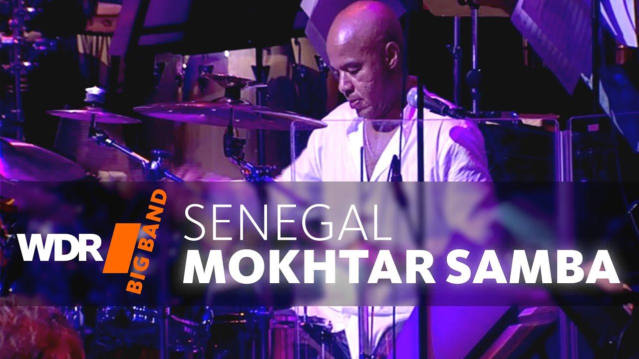 WDR BIG BAND feat. | Mokhtar Samba | Senegal