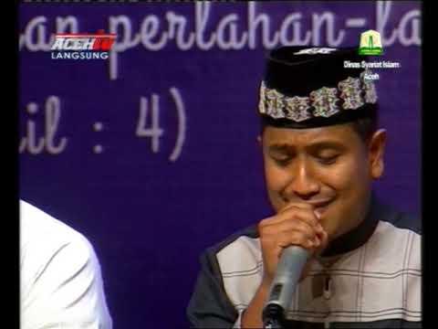 TADARUS ACEH TV MALAM 8 - GROUP TADARUS AL MUNAWWARAH PUNGE JURONG 1-3
